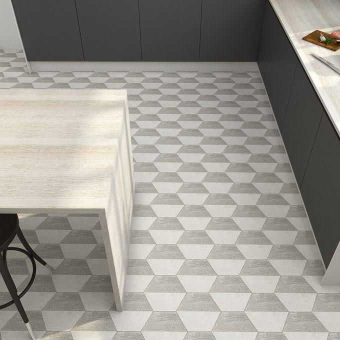 Hexagonalt – Testa ett nytt mönster