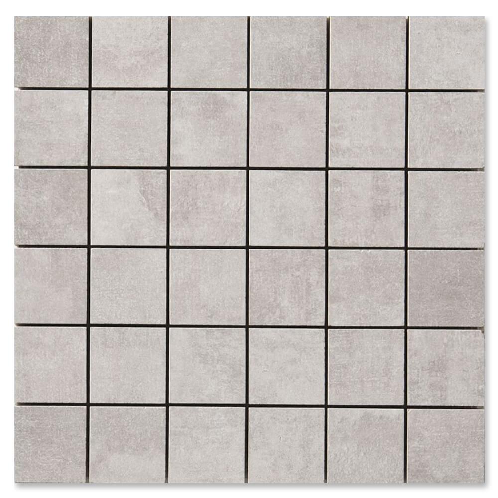Convers Mosaik Klinker Grå 30x30