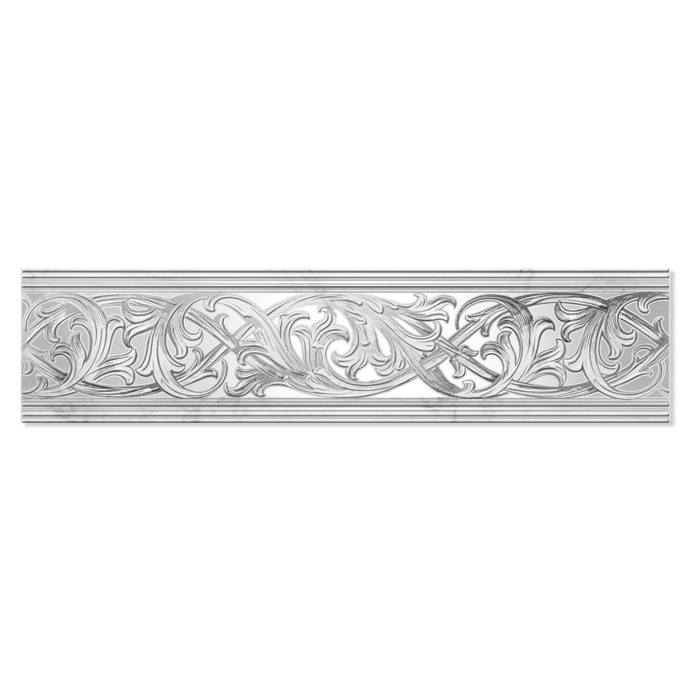 Kakel Amat Ljusgrå 11.8x50 cm