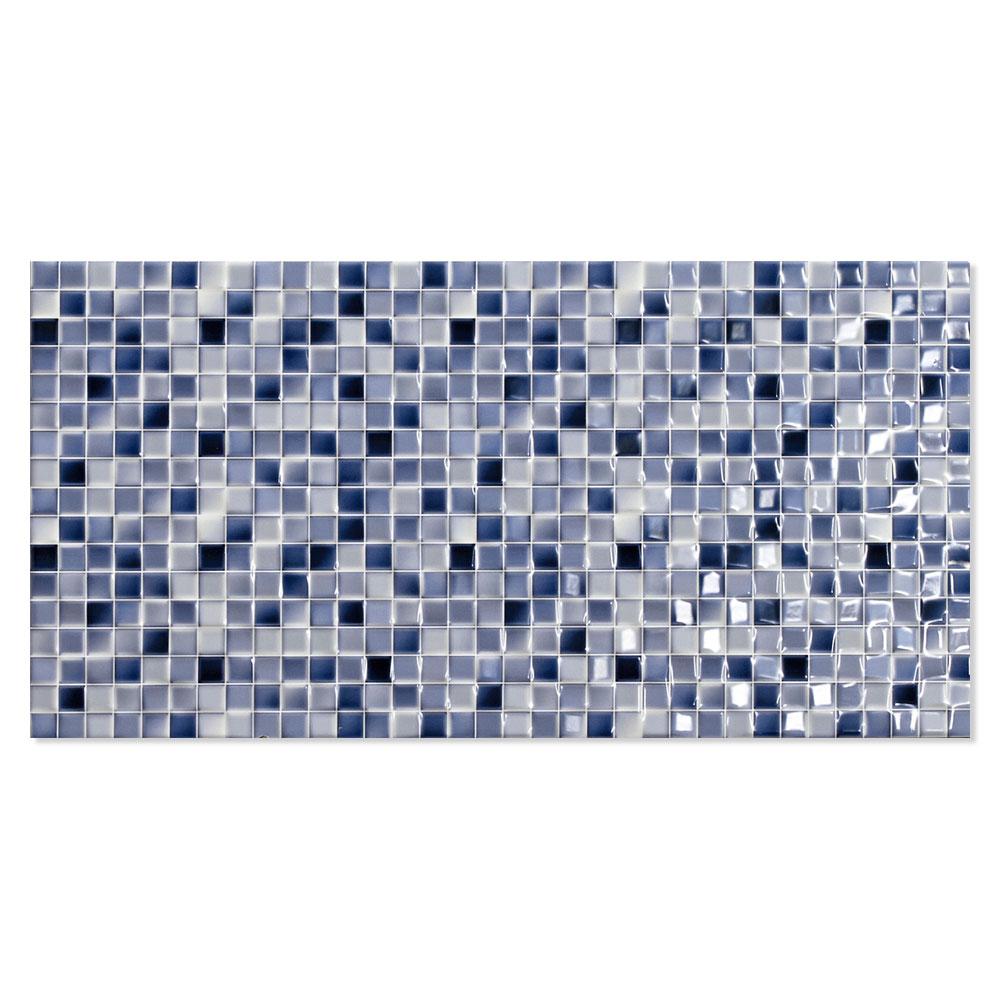 Kakel Andros Blå 25x50 cm