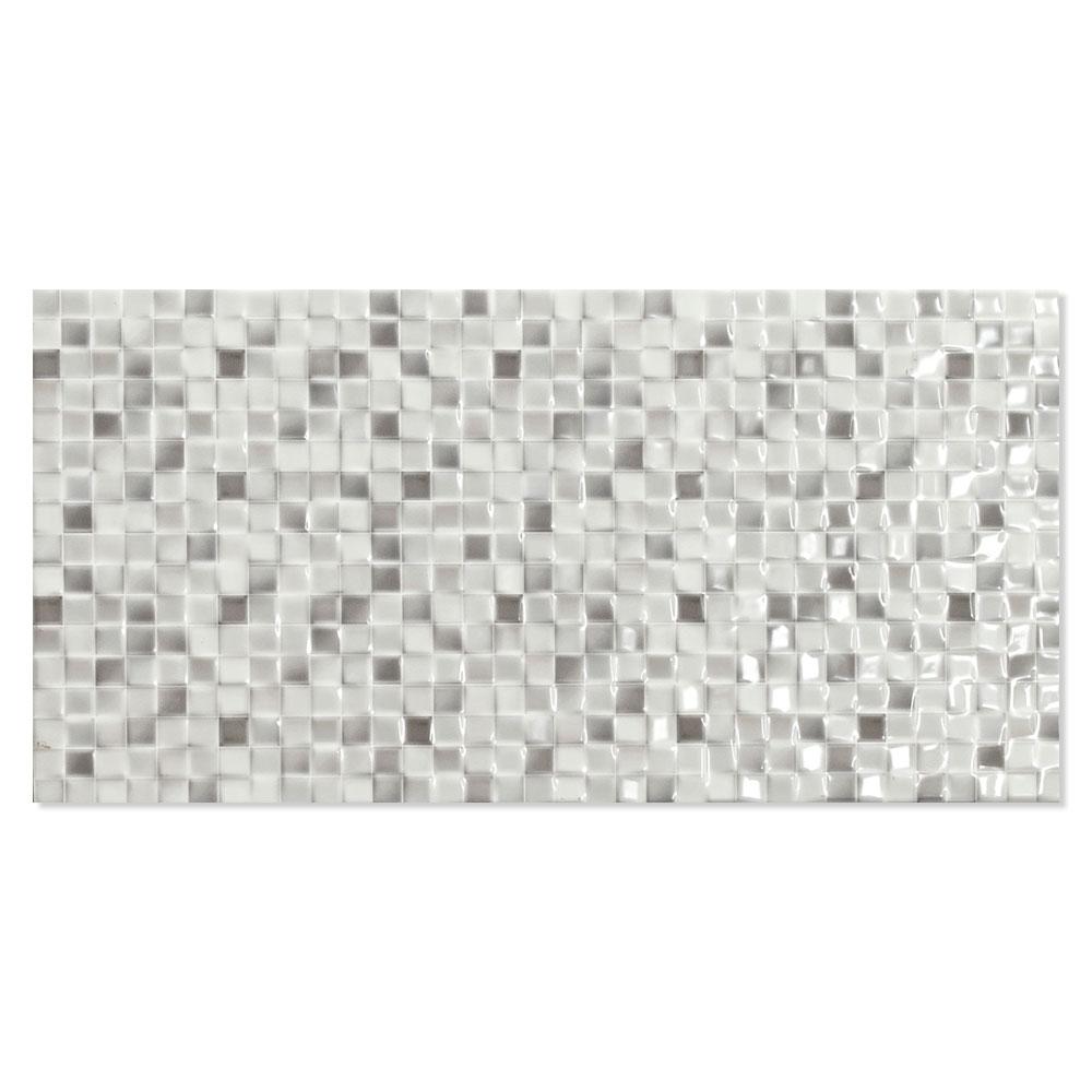 Kakel Andros Ljusgrå 25x50 cm