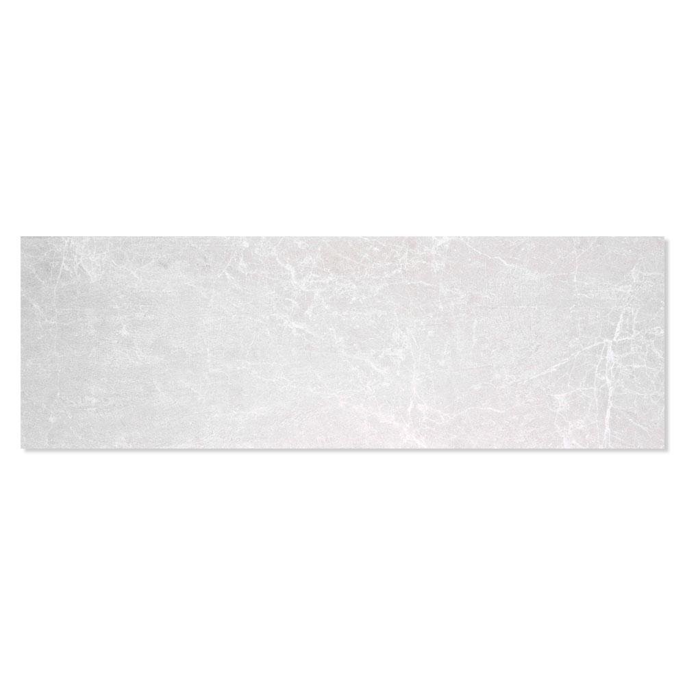 Kakel Albury Ljusgrå 33x100 cm