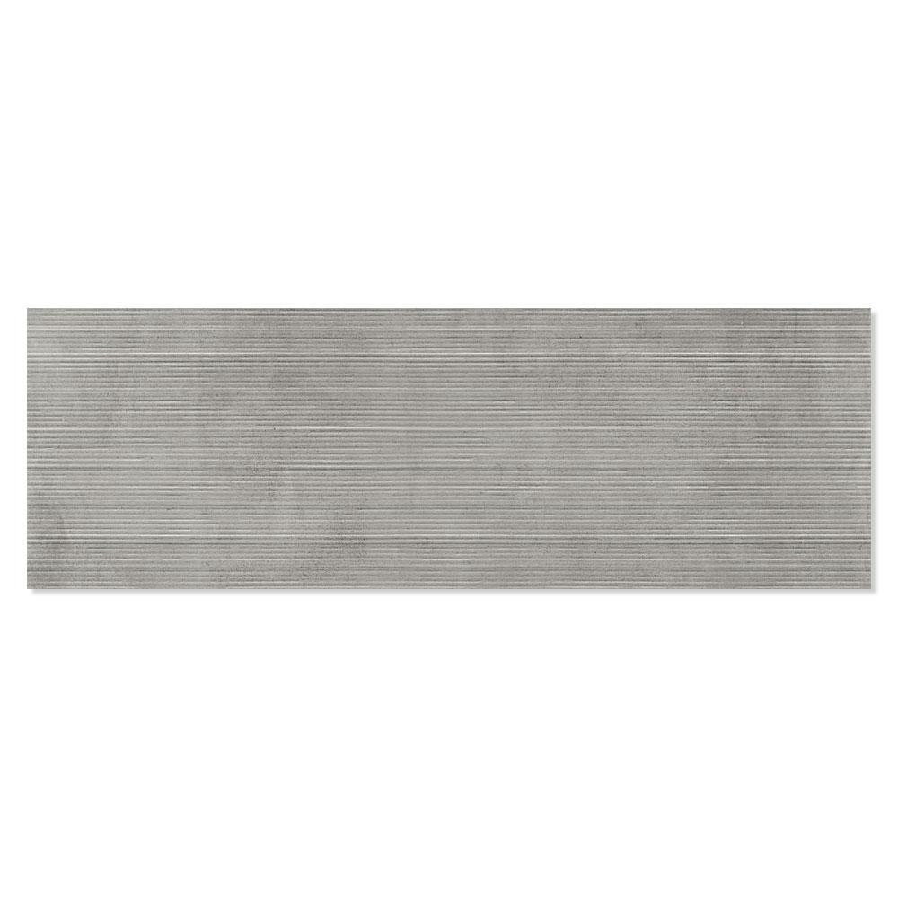 Dekor Kakel Powder Grå Matt Rak 40x120 cm