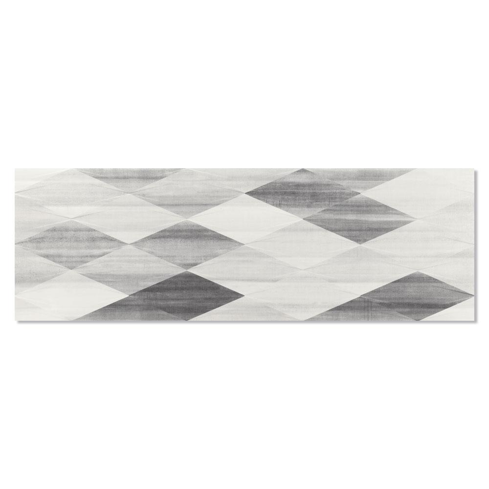 Dekor Kakel Tisse Flerfärgad Rak Marmor Matt-Relief 40x120 cm
