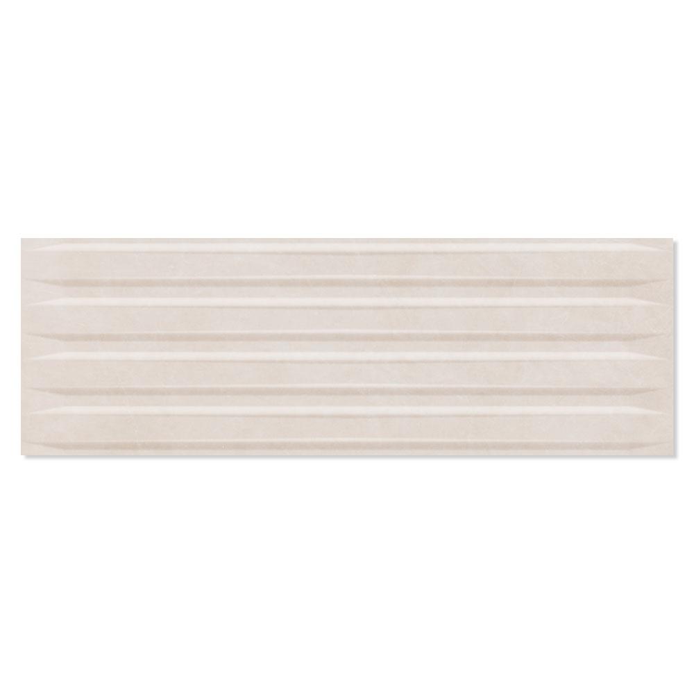Dekor Marmor Kakel Acra Beige Blank 20x60 cm