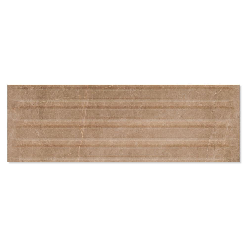 Dekor Marmor Kakel Acra Ljusbrun Blank 20x60 cm