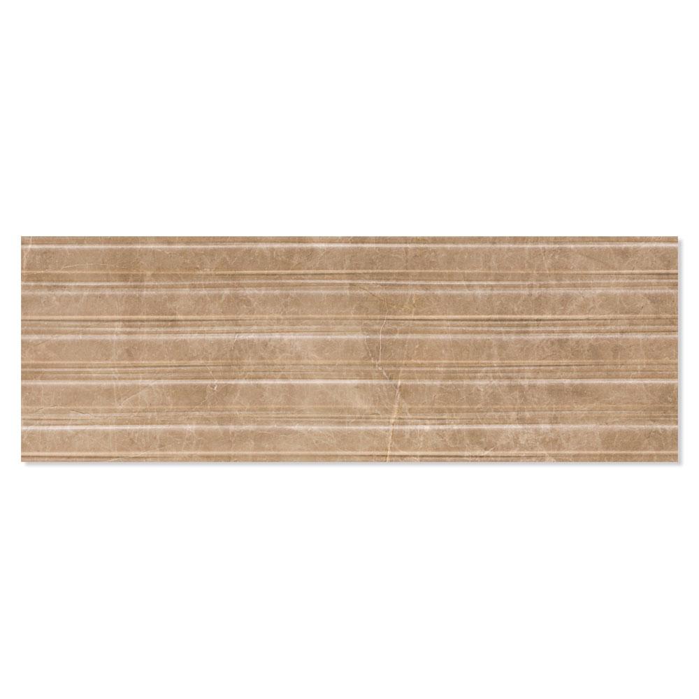 Dekor Marmor Kakel Acra Ljusbrun Blank 30x90 cm