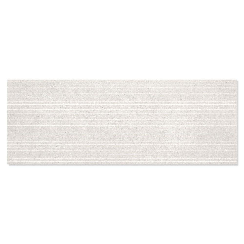 Dekor Lytos Beige Matt-Relief 33x90 cm