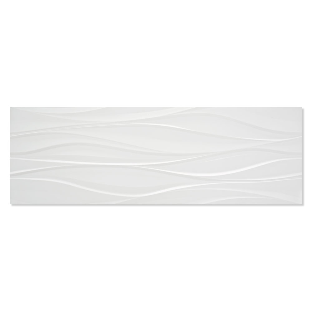 Kakel Blanco Vit Mönstrad 40x120 cm