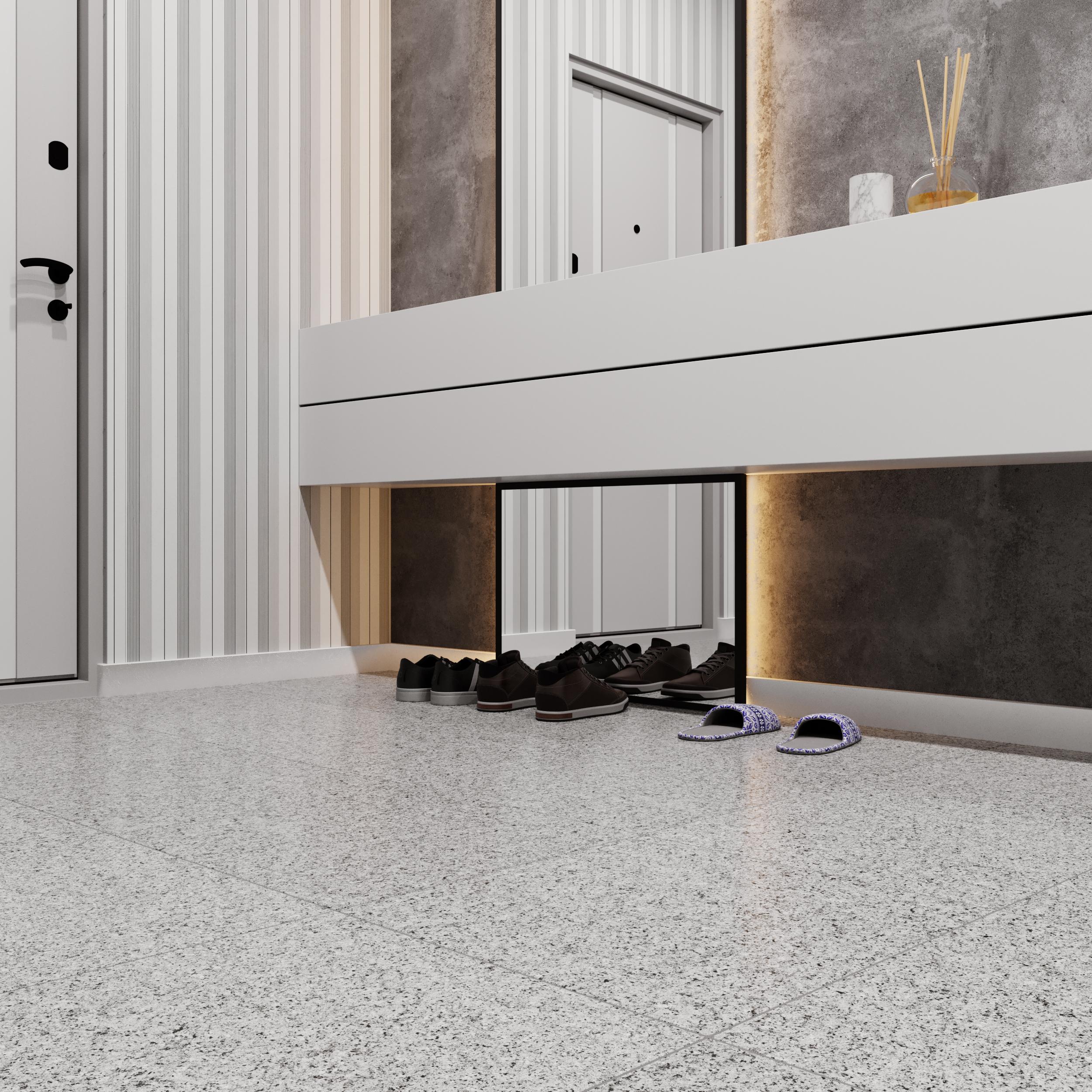 Klinker Granite Grå 50x50 cm