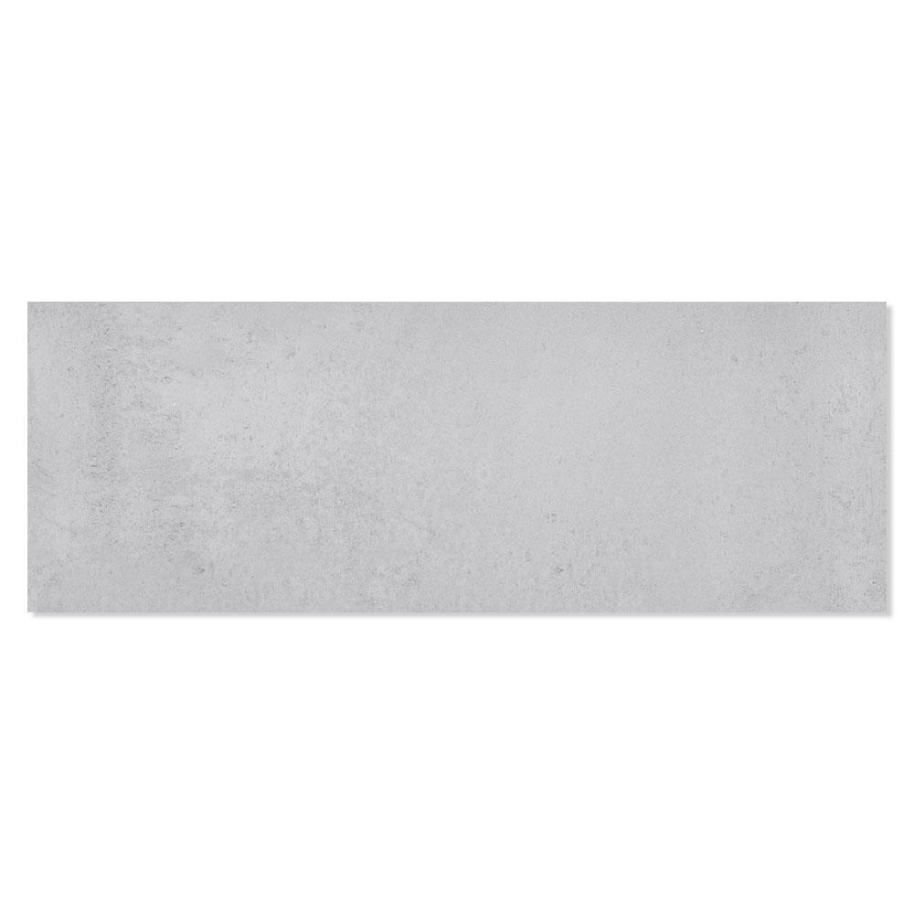 Kakel Aria Ljusgrå Matt 25x70 cm