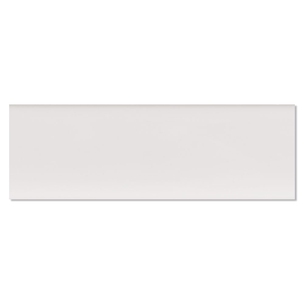 Dekor Kakel New York Vit Blank 5x15 cm