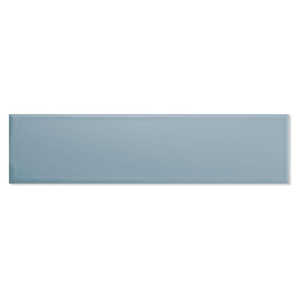 Kakel Beaune Oceano Blå Matt 8x30 cm
