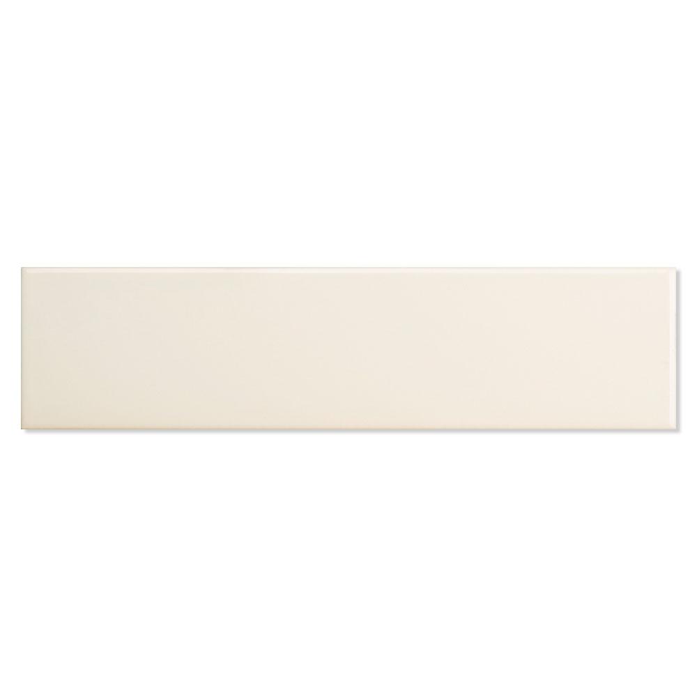 Kakel Beaune Beige Blank 8x30 cm