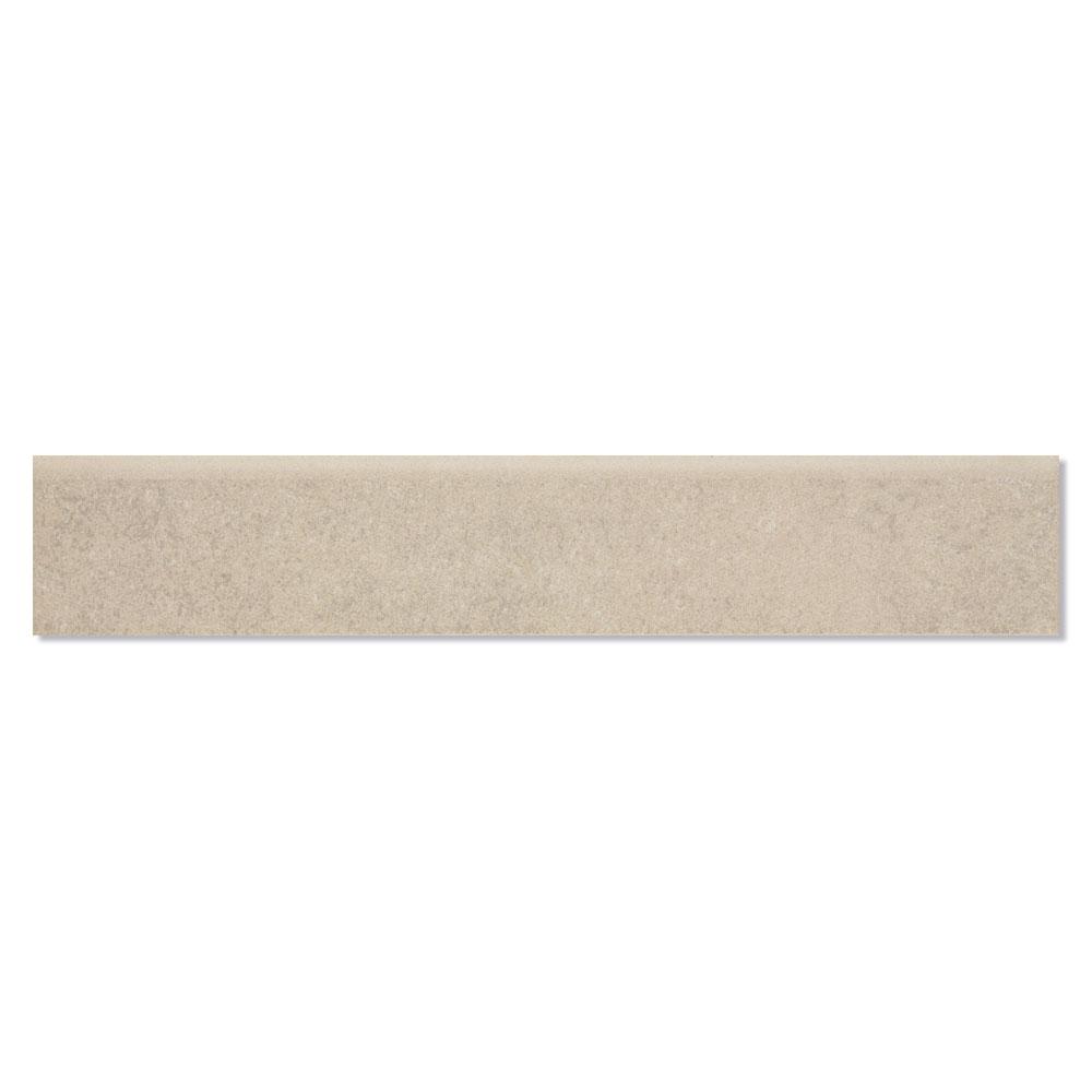 Dekor Kakel Hellental Beige Matt 8x44 cm