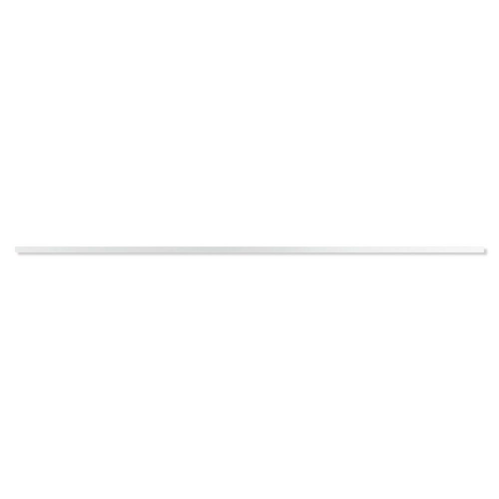 Dekor Kakel Wilthen Ljusgrå Matt 1x75 cm