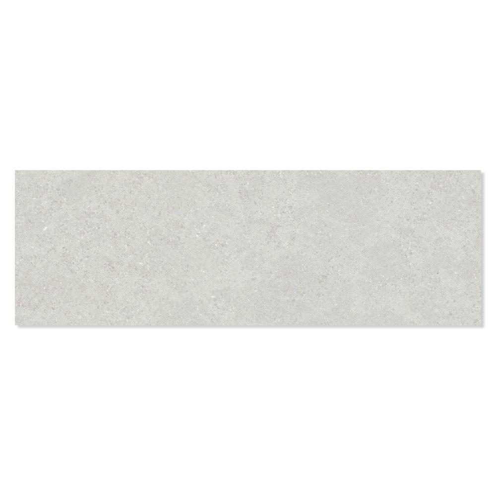 Kakel Berryroad Wall Ljusgrå Matt 30x90 cm