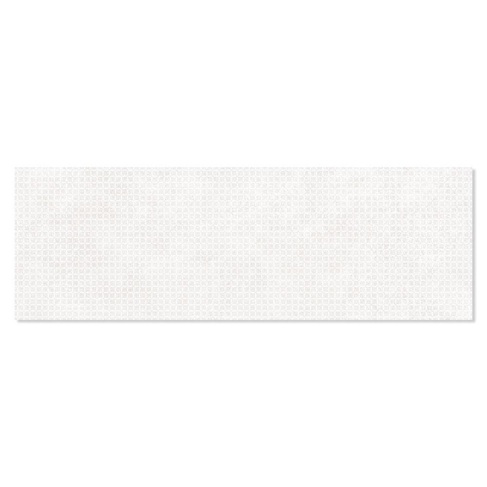 Dekor Kakel Yaiza Grå Matt 25x75 cm