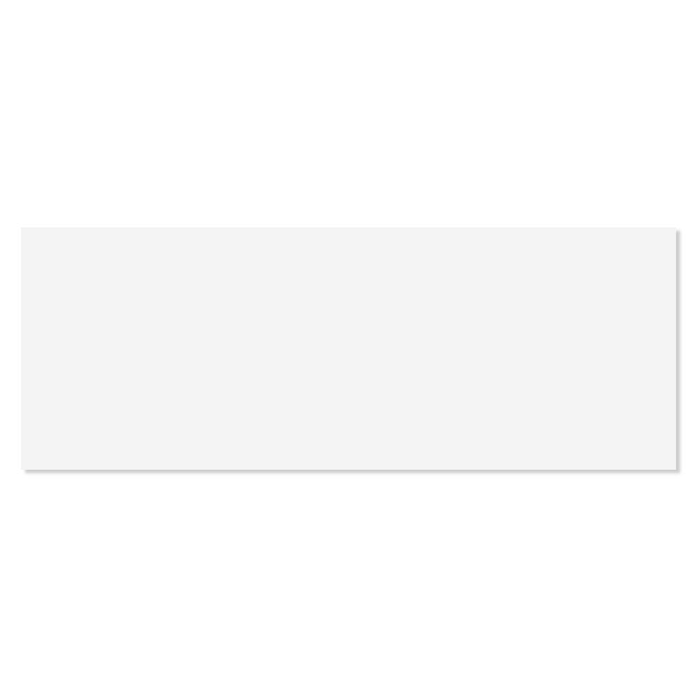 Kakel Avord Vit Blank 33x90 cm