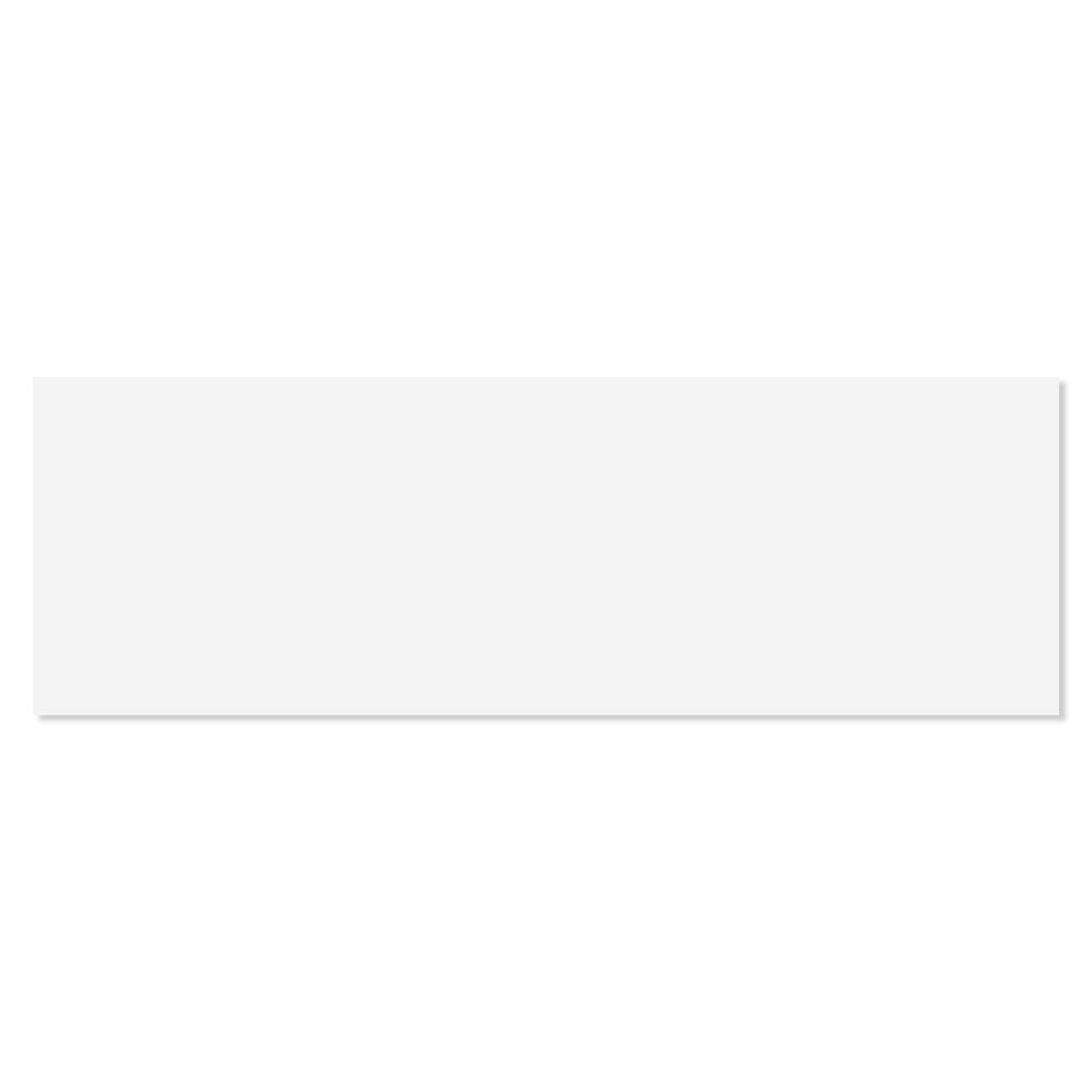 Kakel Avord Vit Blank 33x100 cm
