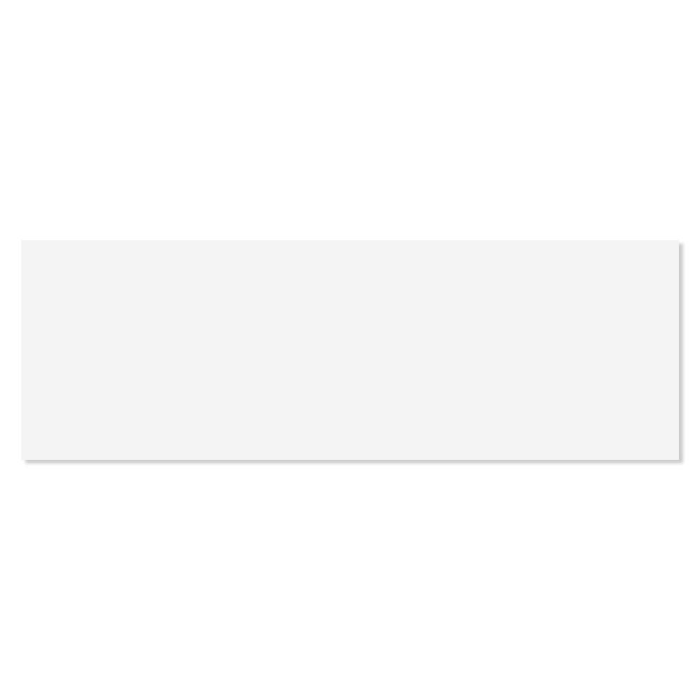 Kakel Avord Vit Blank 25x75 cm