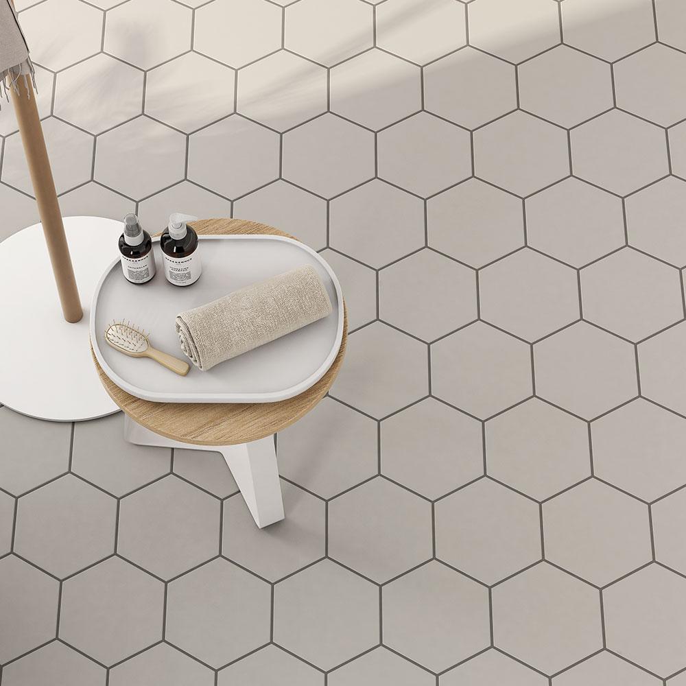 Hexagon Klinker Diorga Vit Matt 20x23 cm