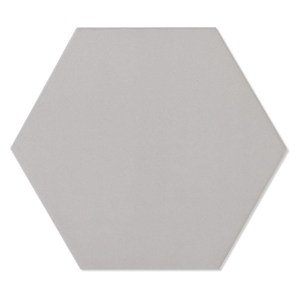 Hexagon Klinker Diorga Grå Matt 20x23 cm