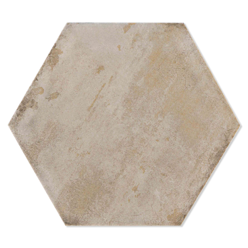 Hexagon Klinker Tesslife Brun Matt 20x23 cm